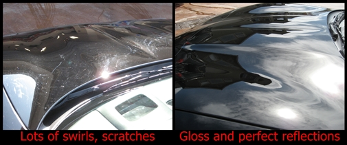 Car Detailing - Paint Correction