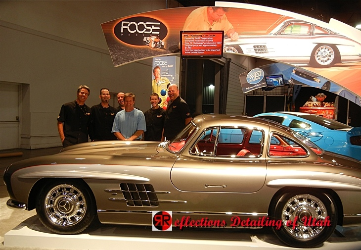 Chip Foose - About Reflections Detailing