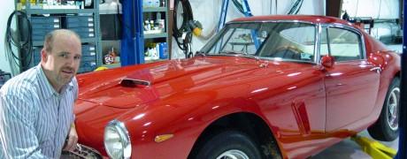 Ferrari Detailing in Utah